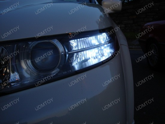 Acura TL LED Parking Lights 1