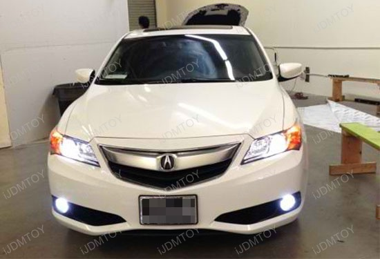 Acura ILX H11 LED Fog Light Bulbs 2