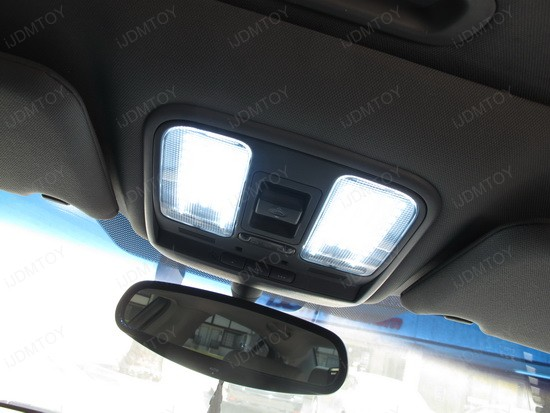 Acura TL LED Interior Lights 2