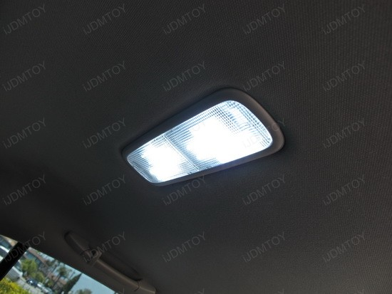Acura TL LED Interior Lights 4