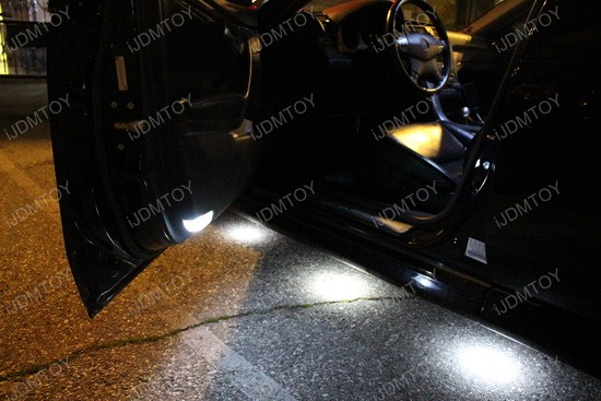 Acura TL VIP LED Puddle Spot Lights 2