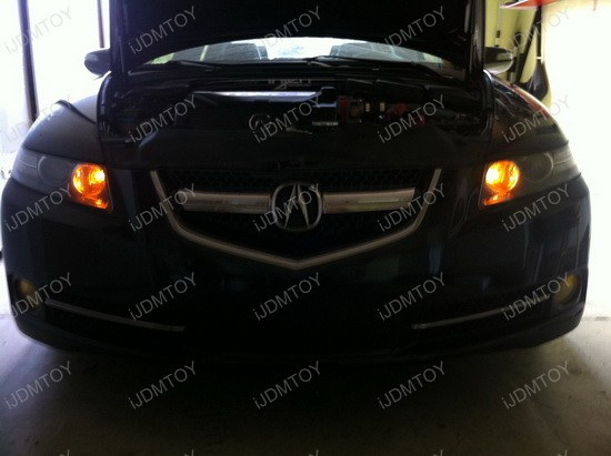 Acura TL Daytime Running Lights DRL Kit 1