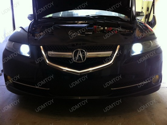 Acura TL Daytime Running Lights DRL Kit 2
