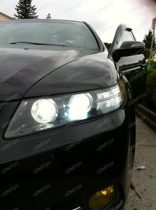 Acura TL Daytime Running Lights DRL Kit 4