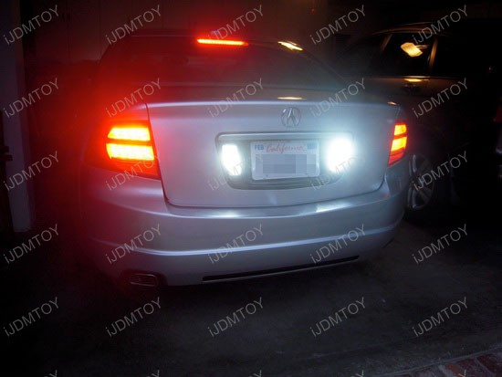 Acura TL LED Backup Reverse Lights 1