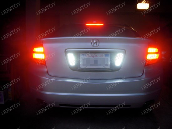 Acura TL LED Backup Reverse Lights 3