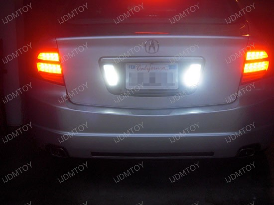 Acura TL LED Backup Reverse Lights 4
