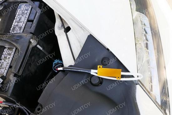 Install Acura TL DRL 06