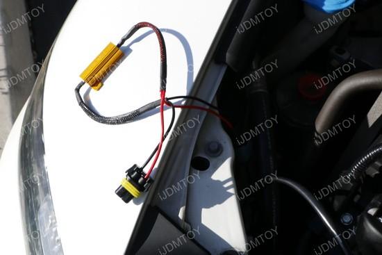 Install Acura TL DRL 07