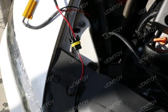 Install Acura TL DRL 08