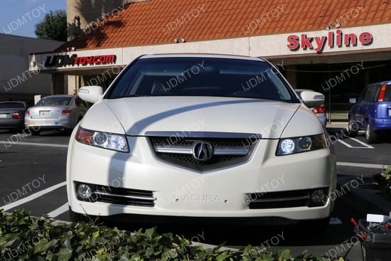 Install Acura TL DRL 10