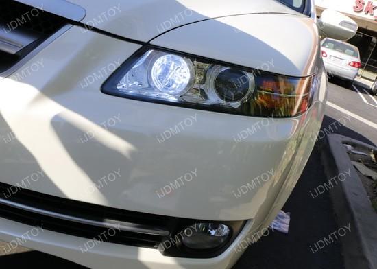 Install Acura TL DRL 11