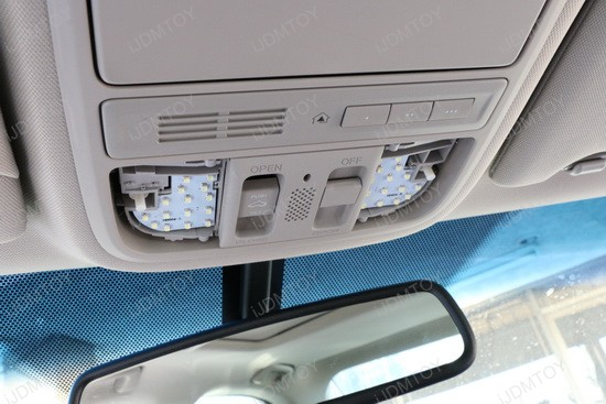 LED exact fit interior lights 04