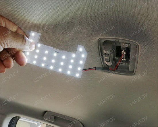 LED exact fit interior lights 06