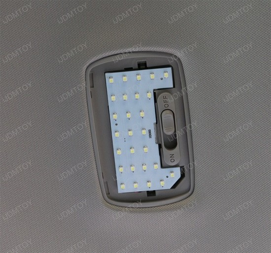LED exact fit interior lights 07