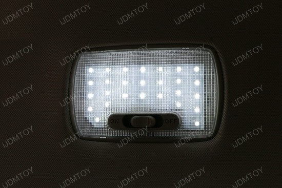 LED exact fit interior lights 08