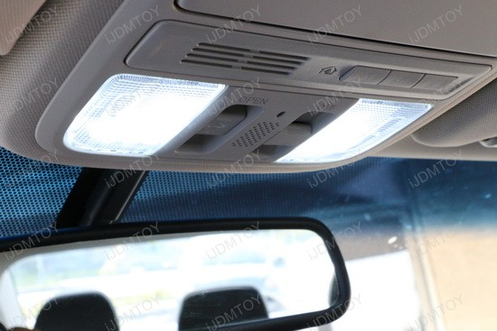 LED exact fit interior lights 10