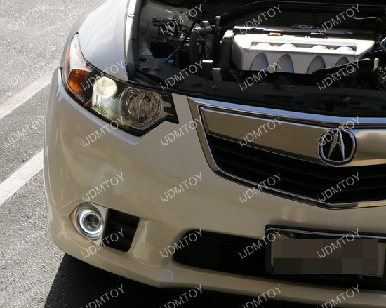 Acura TSX Halo Projector Fog Lights 04