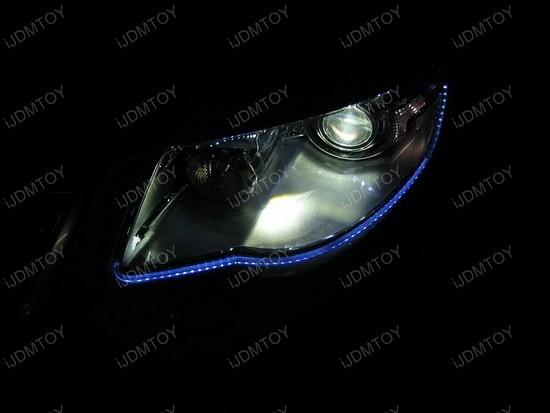 Audi Style LED Strip Lights 03