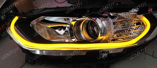 Audi Style Switchback LED 07
