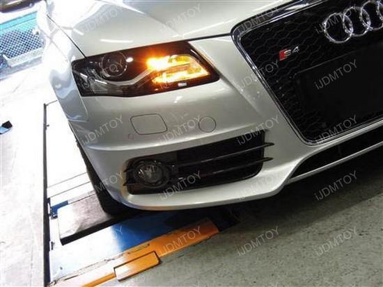 Audi S4 LED turn signal 01