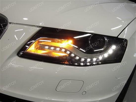 Audi S4 LED turn signal 02