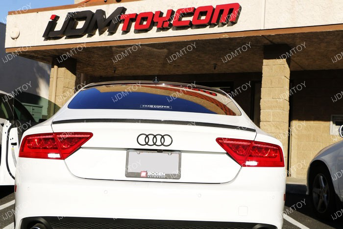 Audi A7 LED Backup Reverse Lights 13