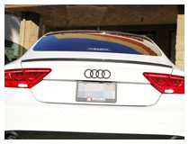 Audi A7 LED Reverse Light Installation