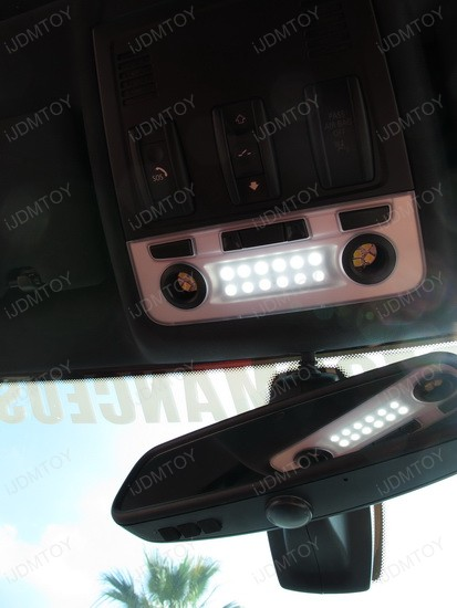 BMW 135i LED Interior Kit 2