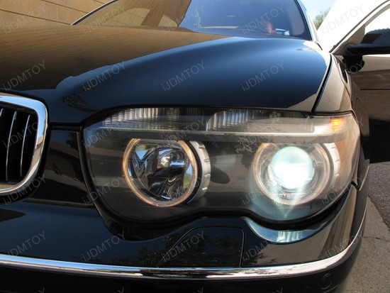 BMW 745Li Error Free 3156 LED Bulbs 3