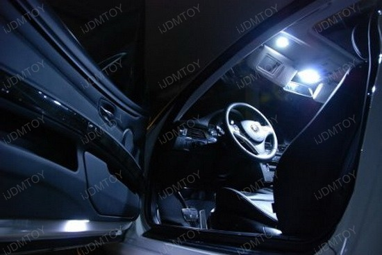 BMW E90 E92 3 Series LED Interior 1