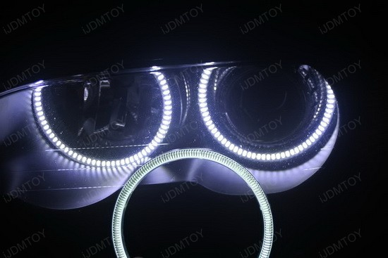 BMW M3 E46 3 Series LED Halo Rings 6