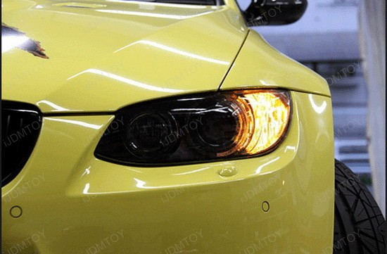 BMW M3 LED Turn Signal Lights 1
