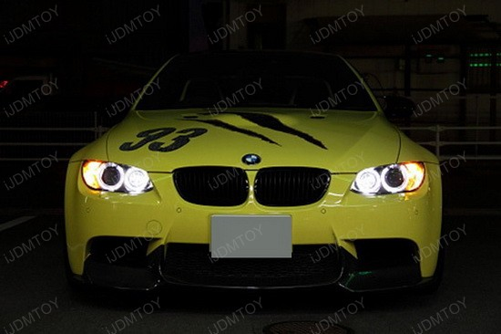 BMW M3 LED Turn Signal Lights 2
