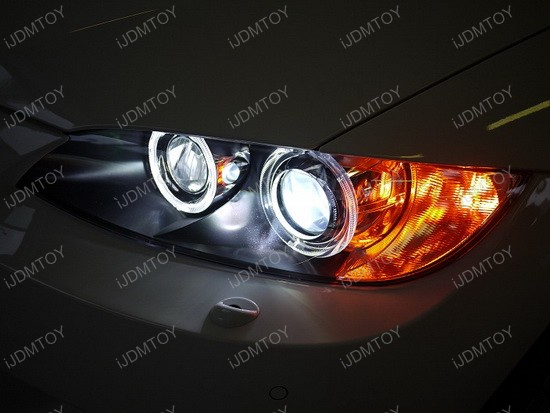 BMW E92 335i PY24W LED Turn Signal 2