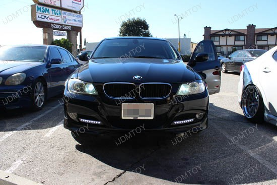BMW LED Daytime Running Lights 1
