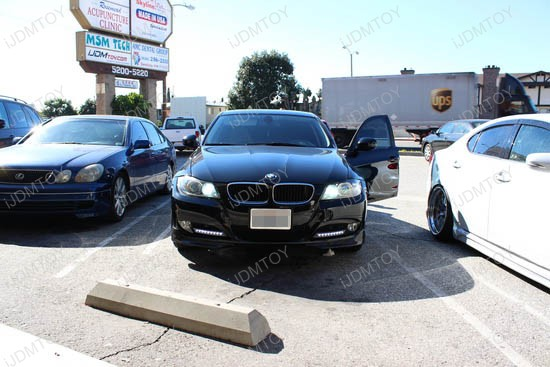 BMW LED Daytime Running Lights 2