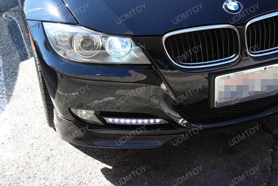 BMW LED Daytime Running Lights 4