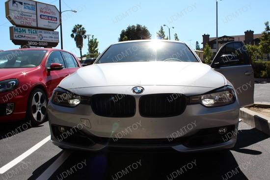 BMW 3-Series PW24W LED Daytime Running Light Bulbs 1