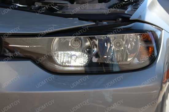 BMW 3-Series PW24W LED Daytime Running Light Bulbs 5