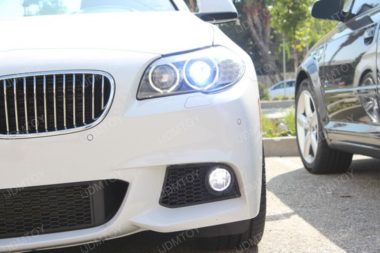 BMW 535i H11 CREE LED Fog Lights 3