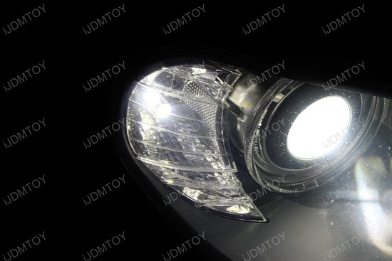 BMW X5 PY24W LED Turn Signal Light Bulbs 2