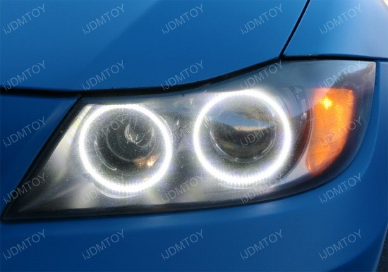 BMW LED Angel Eyes 02