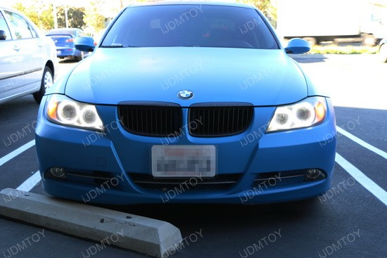 BMW LED Angel Eyes 01
