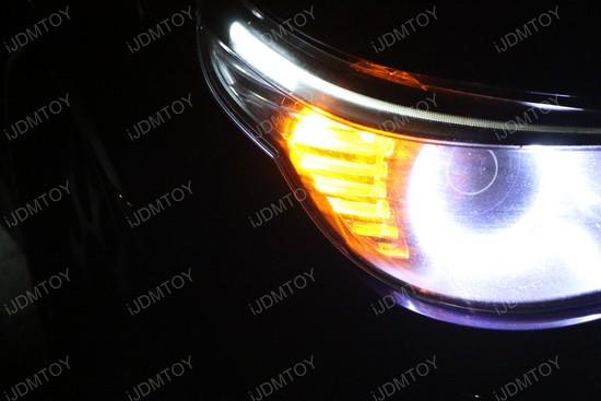BMW LED Eyelid Mod 4