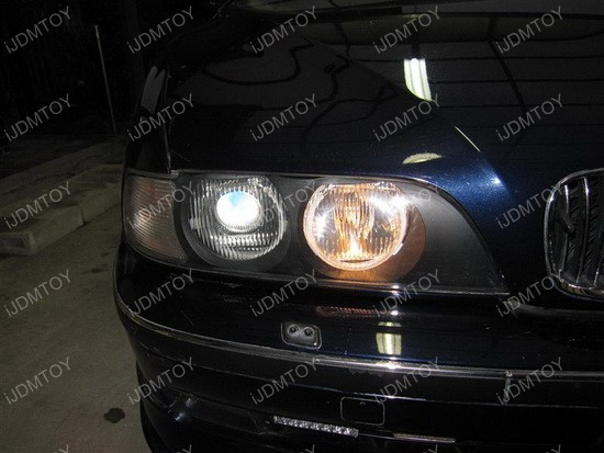 BMW 5 Series LED DRL-01