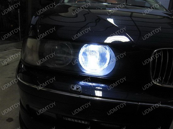 BMW 5 Series LED DRL 02