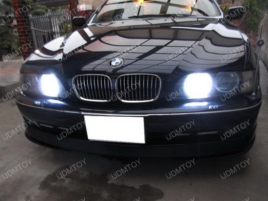 BMW 5 Series LED DRL 03