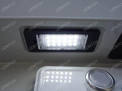 BMW LED License Plate Lamp 06