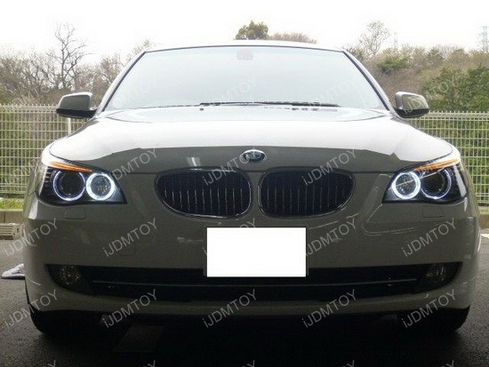 BMW 535i H8-Angel Eyes 02